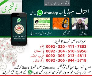 Ahnaf Media AMS WhatApp Services