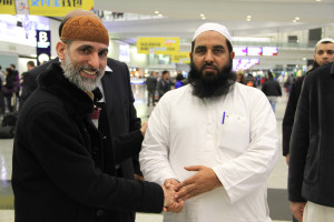 Molana Ilyas Ghuman hon kong airport welcome (4)