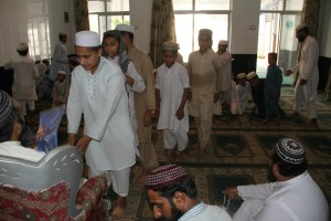 Eidi at Markaz Sargodha for Students (1)